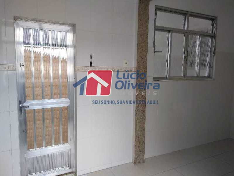 9 entrada - Casa de Vila à venda Avenida Londres,Bonsucesso, Rio de Janeiro - R$ 350.000 - VPCV30020 - 10
