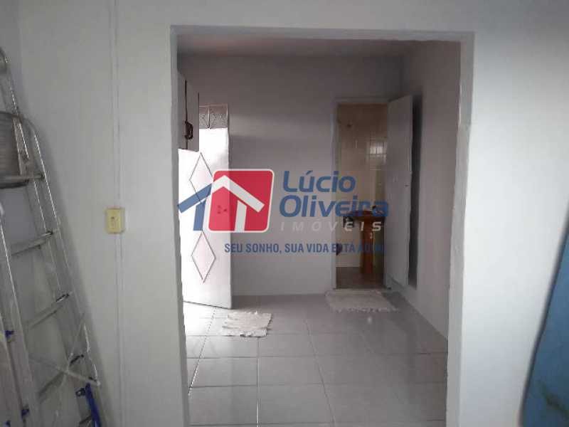 10 hall - Casa de Vila à venda Avenida Londres,Bonsucesso, Rio de Janeiro - R$ 350.000 - VPCV30020 - 11