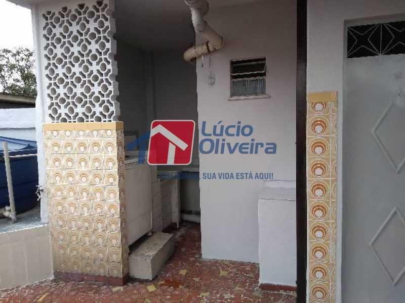 11 lavanderia - Casa de Vila à venda Avenida Londres,Bonsucesso, Rio de Janeiro - R$ 350.000 - VPCV30020 - 12