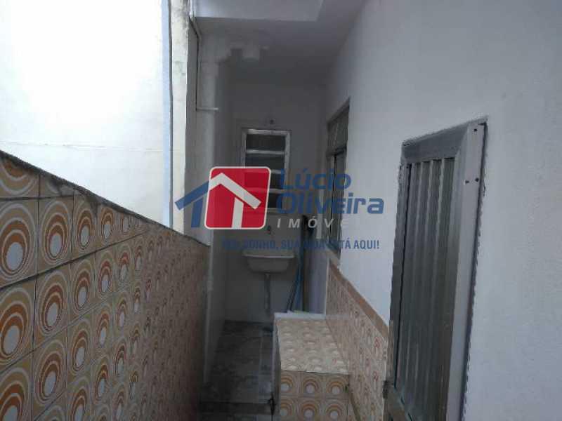 12 lavanderia - Casa de Vila à venda Avenida Londres,Bonsucesso, Rio de Janeiro - R$ 350.000 - VPCV30020 - 13
