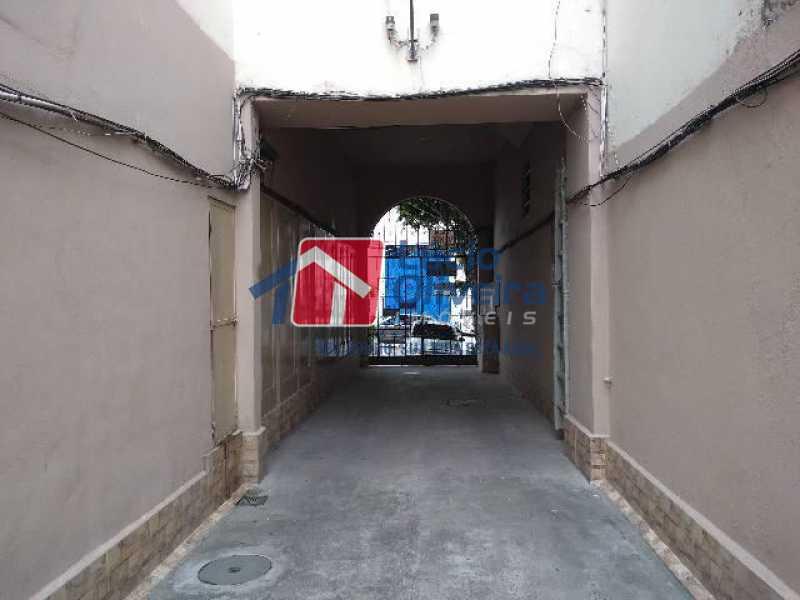14 garagem - Casa de Vila à venda Avenida Londres,Bonsucesso, Rio de Janeiro - R$ 350.000 - VPCV30020 - 15