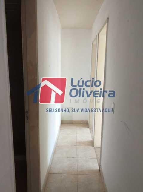 4-Circulação - Apartamento Rua Paquequer,Abolição, Rio de Janeiro, RJ À Venda, 2 Quartos, 61m² - VPAP21434 - 6