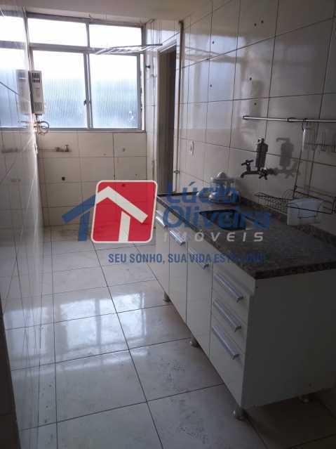 5-Cozinha - Apartamento Rua Paquequer,Abolição, Rio de Janeiro, RJ À Venda, 2 Quartos, 61m² - VPAP21434 - 7