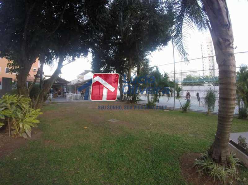 9-Salão de festas - Apartamento Rua Paquequer,Abolição, Rio de Janeiro, RJ À Venda, 2 Quartos, 61m² - VPAP21434 - 11