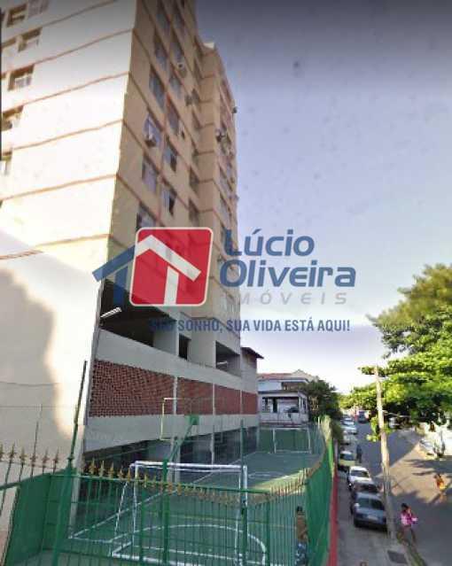 10-Quadra  poliesportiva - Apartamento Rua Paquequer,Abolição, Rio de Janeiro, RJ À Venda, 2 Quartos, 61m² - VPAP21434 - 12