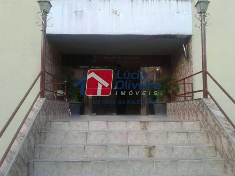 11-Portaria 1 - Apartamento Rua Paquequer,Abolição, Rio de Janeiro, RJ À Venda, 2 Quartos, 61m² - VPAP21434 - 13