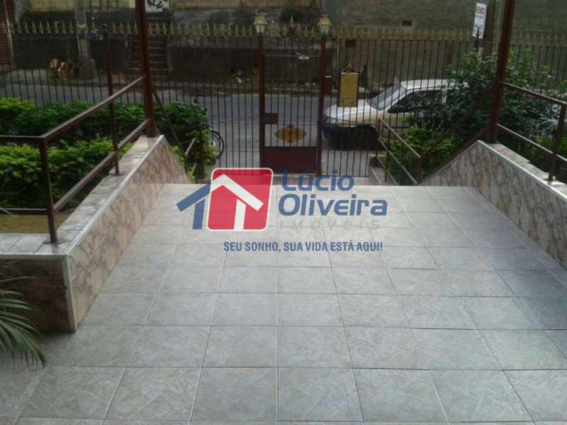 12-Portaria - Apartamento Rua Paquequer,Abolição, Rio de Janeiro, RJ À Venda, 2 Quartos, 61m² - VPAP21434 - 14