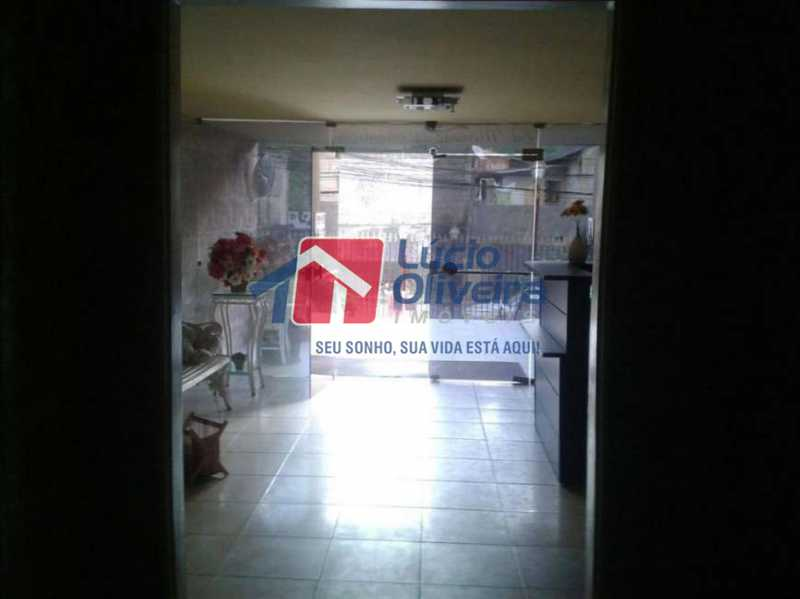 13-Recepção prédio - Apartamento Rua Paquequer,Abolição, Rio de Janeiro, RJ À Venda, 2 Quartos, 61m² - VPAP21434 - 15