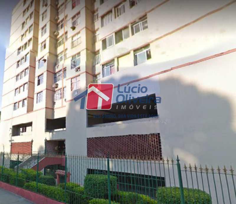 14-Frente Predio - Apartamento Rua Paquequer,Abolição, Rio de Janeiro, RJ À Venda, 2 Quartos, 61m² - VPAP21434 - 1