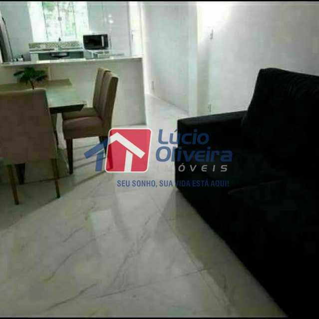 5- Sala - Casa à venda Rua Fernandes Gusmão,Irajá, Rio de Janeiro - R$ 220.000 - VPCA20269 - 6