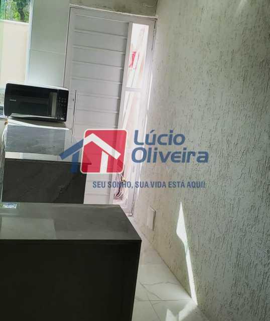 7-Circulação - Casa à venda Rua Fernandes Gusmão,Irajá, Rio de Janeiro - R$ 220.000 - VPCA20269 - 8