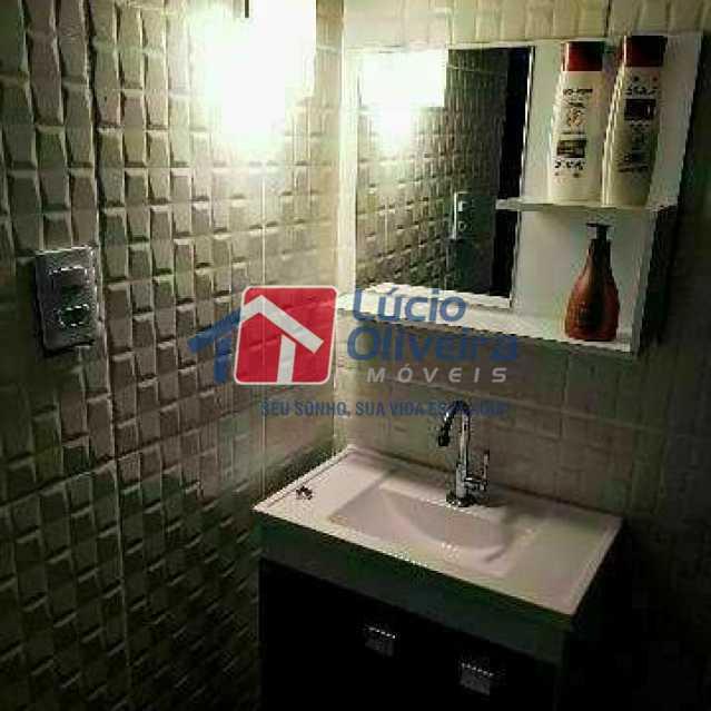 10-Banheiro social - Casa à venda Rua Fernandes Gusmão,Irajá, Rio de Janeiro - R$ 220.000 - VPCA20269 - 11