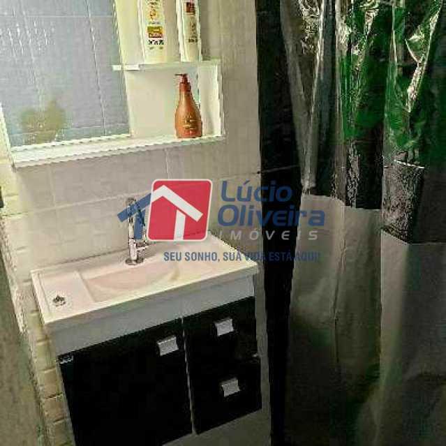 11-Banheiro Social... - Casa à venda Rua Fernandes Gusmão,Irajá, Rio de Janeiro - R$ 220.000 - VPCA20269 - 12