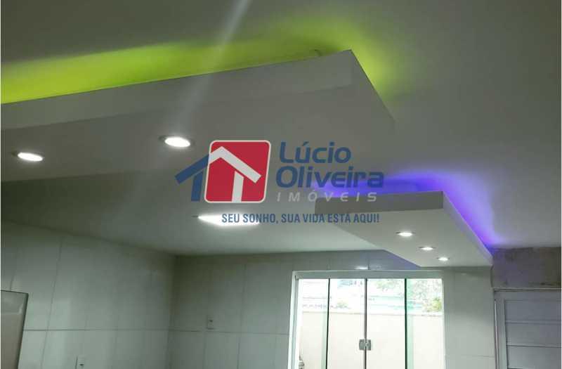 12-Cozinha teto rebaixado - Casa à venda Rua Fernandes Gusmão,Irajá, Rio de Janeiro - R$ 220.000 - VPCA20269 - 13