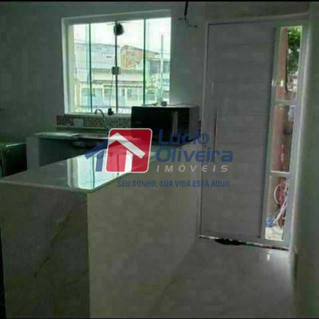 13-Cozinha americana - Casa à venda Rua Fernandes Gusmão,Irajá, Rio de Janeiro - R$ 220.000 - VPCA20269 - 14