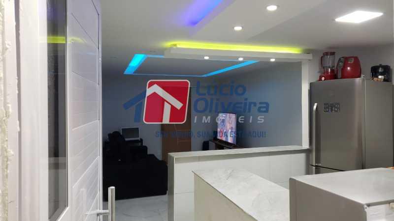 14-Cozinha Americana 1 - Casa à venda Rua Fernandes Gusmão,Irajá, Rio de Janeiro - R$ 220.000 - VPCA20269 - 15