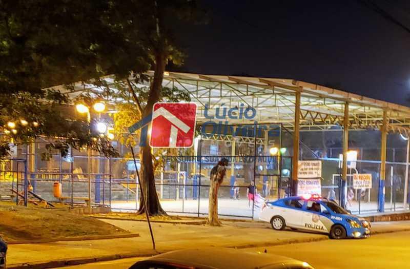 16-Vista externa praça - Casa à venda Rua Fernandes Gusmão,Irajá, Rio de Janeiro - R$ 220.000 - VPCA20269 - 17