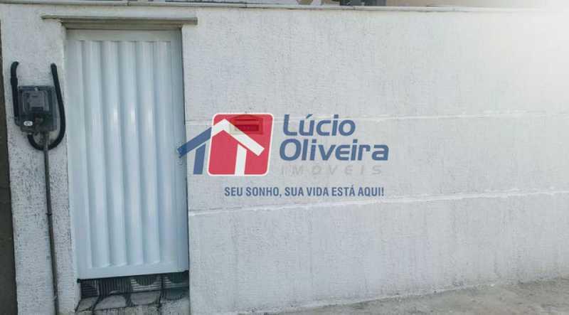 18-Frente Imóvel - Casa à venda Rua Fernandes Gusmão,Irajá, Rio de Janeiro - R$ 220.000 - VPCA20269 - 19