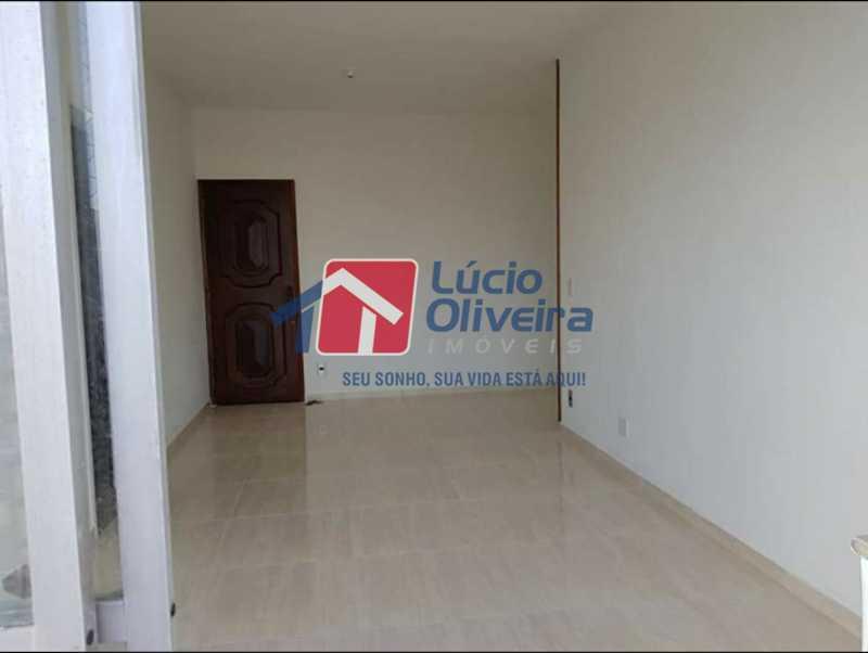 2-Sala 2 ambientes - Apartamento à venda Rua Coração de Maria,Méier, Rio de Janeiro - R$ 345.000 - VPAP21436 - 3