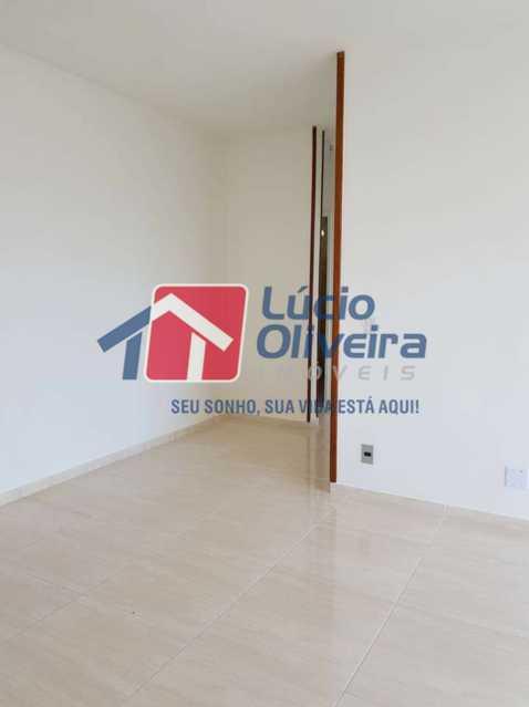 3-Sala 2 ambiente... - Apartamento à venda Rua Coração de Maria,Méier, Rio de Janeiro - R$ 345.000 - VPAP21436 - 4
