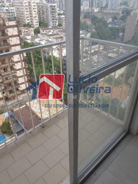 7-VARANDA 1 - Apartamento à venda Rua Coração de Maria,Méier, Rio de Janeiro - R$ 345.000 - VPAP21436 - 8