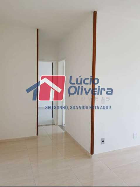 8-Circulação - Apartamento à venda Rua Coração de Maria,Méier, Rio de Janeiro - R$ 345.000 - VPAP21436 - 9
