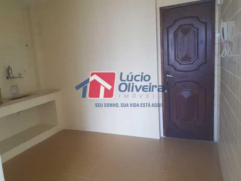 9-Cozinha - Apartamento à venda Rua Coração de Maria,Méier, Rio de Janeiro - R$ 345.000 - VPAP21436 - 10