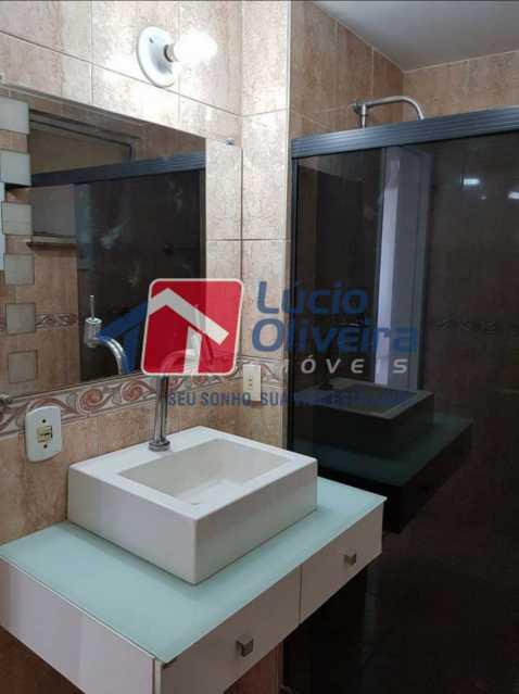 12-Banheiro social - Apartamento à venda Rua Coração de Maria,Méier, Rio de Janeiro - R$ 345.000 - VPAP21436 - 13