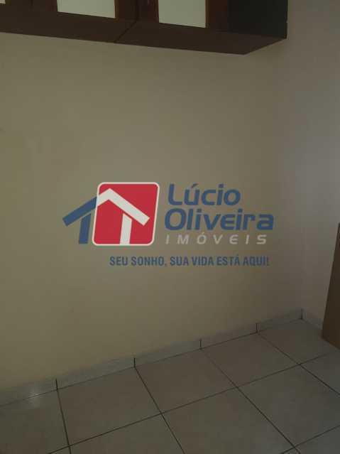 13-dependencia empregada - Apartamento à venda Rua Coração de Maria,Méier, Rio de Janeiro - R$ 345.000 - VPAP21436 - 14