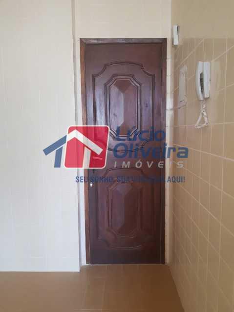 15-Entrada Serviço - Apartamento à venda Rua Coração de Maria,Méier, Rio de Janeiro - R$ 345.000 - VPAP21436 - 16