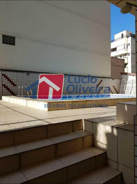 17-Piscina - Apartamento à venda Rua Coração de Maria,Méier, Rio de Janeiro - R$ 345.000 - VPAP21436 - 18