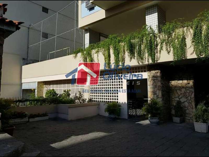 19-Portaria - Apartamento à venda Rua Coração de Maria,Méier, Rio de Janeiro - R$ 345.000 - VPAP21436 - 20