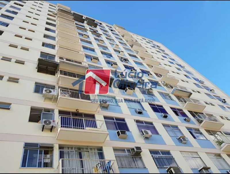 21-Vista externa Predio - Apartamento à venda Rua Coração de Maria,Méier, Rio de Janeiro - R$ 345.000 - VPAP21436 - 22