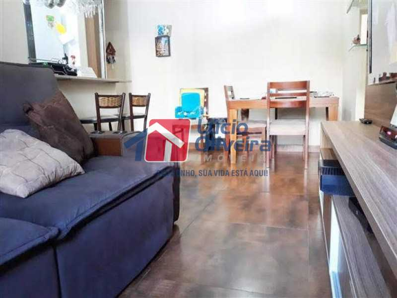 03 - Sala - Apartamento à venda Rua Quito,Penha, Rio de Janeiro - R$ 450.000 - VPAP30343 - 4