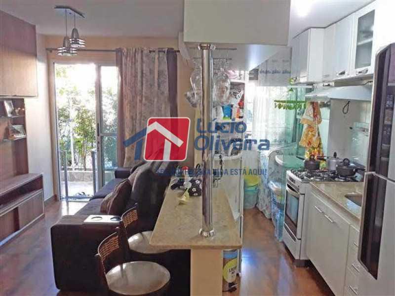 05 - Cozinha - Apartamento à venda Rua Quito,Penha, Rio de Janeiro - R$ 450.000 - VPAP30343 - 6