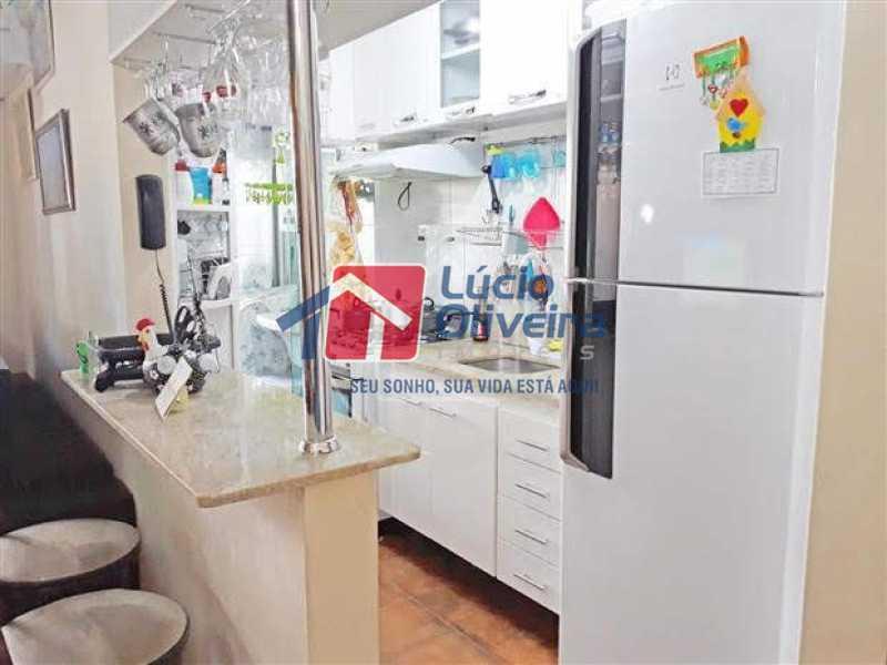 06 - Cozinha - Apartamento à venda Rua Quito,Penha, Rio de Janeiro - R$ 450.000 - VPAP30343 - 7