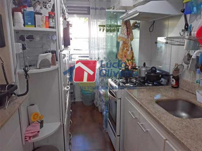 07 - Cozinha - Apartamento à venda Rua Quito,Penha, Rio de Janeiro - R$ 450.000 - VPAP30343 - 8