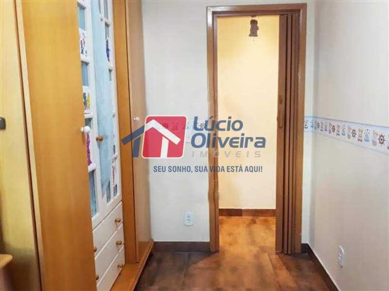 13- Quarto S. - Apartamento à venda Rua Quito,Penha, Rio de Janeiro - R$ 450.000 - VPAP30343 - 14