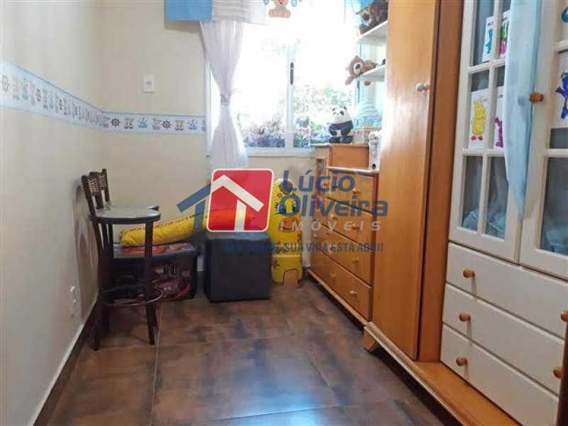 14 - Quarto S. - Apartamento à venda Rua Quito,Penha, Rio de Janeiro - R$ 450.000 - VPAP30343 - 15