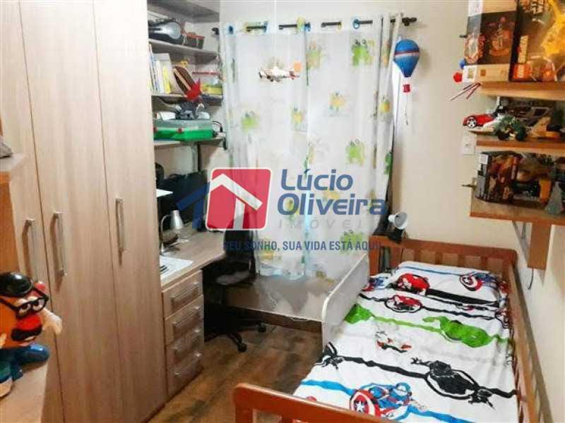 16 - Quarto S. - Apartamento à venda Rua Quito,Penha, Rio de Janeiro - R$ 450.000 - VPAP30343 - 17