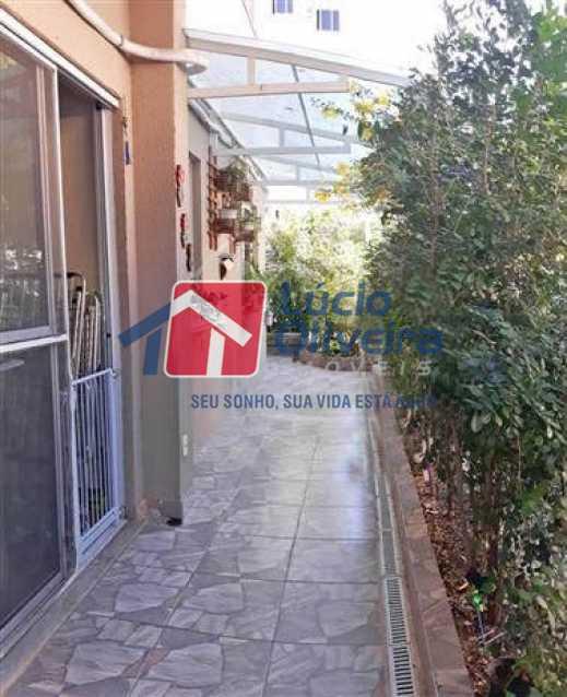 18 - varanda garden - Apartamento à venda Rua Quito,Penha, Rio de Janeiro - R$ 450.000 - VPAP30343 - 19