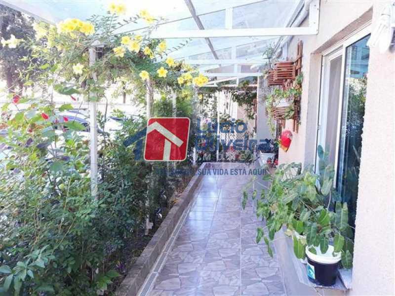 19 - varanda garden - Apartamento à venda Rua Quito,Penha, Rio de Janeiro - R$ 450.000 - VPAP30343 - 20