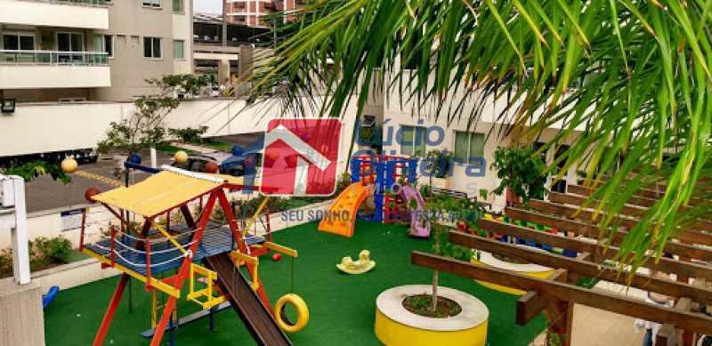21- parquinho - Apartamento à venda Rua Quito,Penha, Rio de Janeiro - R$ 450.000 - VPAP30343 - 22