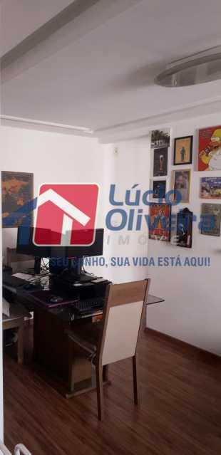 2-Sala - Apartamento 2 quartos à venda Cordovil, Rio de Janeiro - R$ 185.000 - VPAP21437 - 3