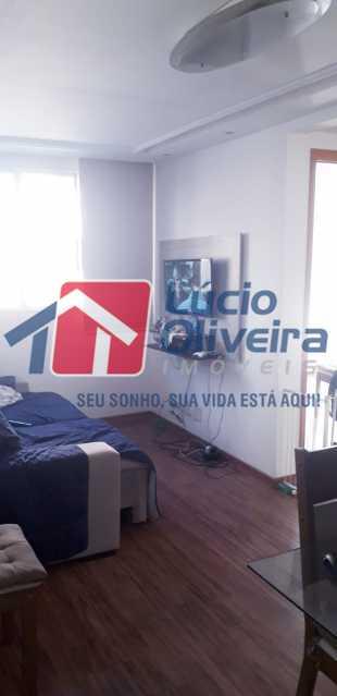3-Sala ambiente - Apartamento 2 quartos à venda Cordovil, Rio de Janeiro - R$ 185.000 - VPAP21437 - 4