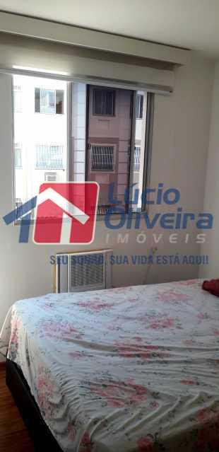 6-Quarto casal - Apartamento 2 quartos à venda Cordovil, Rio de Janeiro - R$ 185.000 - VPAP21437 - 7