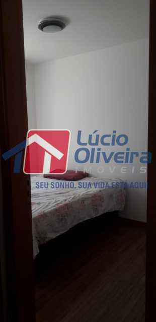 7-Quarto casal.... - Apartamento 2 quartos à venda Cordovil, Rio de Janeiro - R$ 185.000 - VPAP21437 - 8