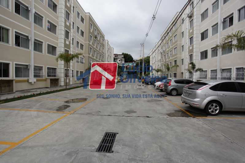 12-Garagem Condominio interno - Apartamento 2 quartos à venda Cordovil, Rio de Janeiro - R$ 185.000 - VPAP21437 - 13