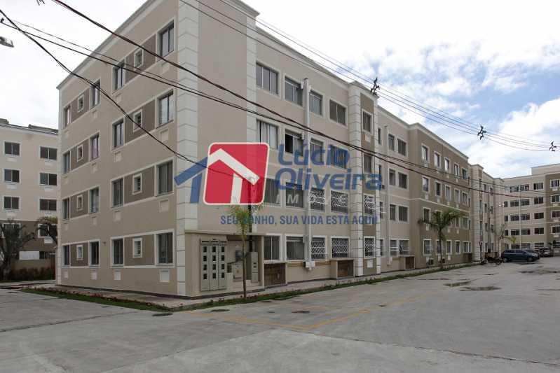 19-Vista interna condominio - Apartamento 2 quartos à venda Cordovil, Rio de Janeiro - R$ 185.000 - VPAP21437 - 20
