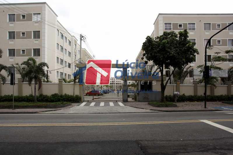 20-Portaria e entrada - Apartamento 2 quartos à venda Cordovil, Rio de Janeiro - R$ 185.000 - VPAP21437 - 21
